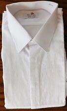 Rocola pleated evening shirt collar size 16 vintage 1970s mens dress wear UNUSED