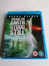 The Day The Earth stood Still (Blu-ray, 2009) 2008 Film