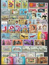 Jersey - small stamp lot-2 - MNH     Include complete sets!  (7076)