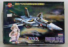 Anime Macross 1/100 VF-1S Fighter Valkyrie Plastic Model Kit ARII Robotech