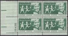 Scott # 1135 - Us Plate Block Of 4 - Dental Health - Mnh - 1959