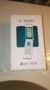 (( BOX ONLY )) LG dLite Y-Mobile GD570