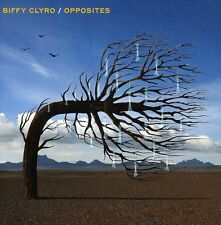 Opposites: Deluxe - 2 DISC SET - Biffy Clyro (2013, CD NUOVO)