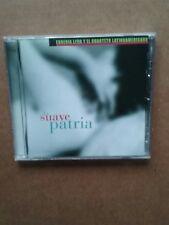 EUGENIA LEON Y EL CUARTETO LATINOAMERICANO LA SUAVE PATRIA 1999 Opcion Sonica CD