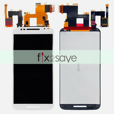 White LCD Touch Screen Digitizer Assembly Motorola Moto X Pure Edition XT1575
