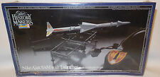 ARMY : NIKE AJAX SAM WITH LAUNCHER MODEL KIT MADE BY REVELL IN 1983 (MLFP)