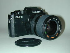 CHINON CM-5 avec objectif ZOOM MACRO 35/80 1:3.5-4.9 CHINON photo photographie