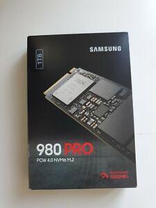 Samsung 980 PRO 1TB Internal NVMe SSD (MZ-V8P1T0BW)