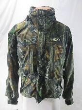 Mossy Oak Torrent APX Camo Hunting Zip Up Hooded jacket Mens Medium