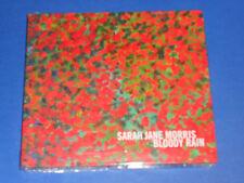 Sarah Jane Morris - Bloody rain - CD SIGILLATO