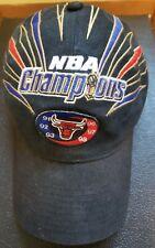 🌟 1998 MICHAEL JORDAN CHICAGO BULLS NBA FINALS HAT ORIGINAL