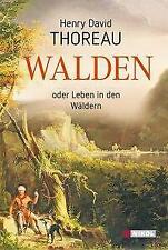 Walden von Henry David Thoreau (Gebundene Ausgabe)