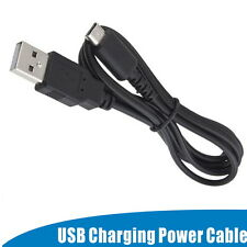 1PC Black USB Power charging Cable Charger Cable for Nintendo DS Lite NDSL HS