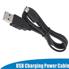 1PC Black USB Power charging Cable Charger Cable for Nintendo DS Lite NDSL Q9