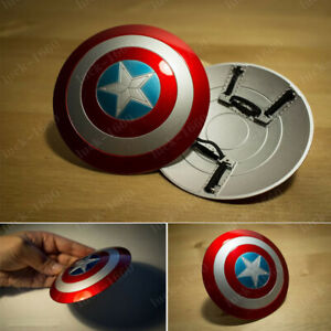 1/6 Scale The Avenger Captain America Shield Metal Material Buckle Hand Hot Toys