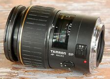 STUNNING 72E Canon EOS fit Tamron 90mm AF TRUE Macro 1:1