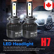 H7 110W COB CREE LED 20000LM Auto Car Headlights Driving Bulbs Lamps Kit 6000K