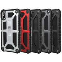 Urban Armor Gear (UAG) iPhone X XS Monarch Military Spec Case - Rugged Cover
