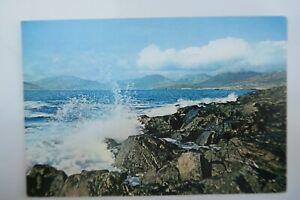 SOUND OF TARANSAY ISLE OF HARRIS SCOTLAND Postcard Colour Posted