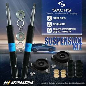 Front Sachs Shock Absorber Mount Bump Stop Kit for Daewoo Cielo Espero All 95-99