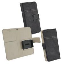 Smartphone Tasche für GIGASET GS160 Case Hülle Mappe Etui schwarz