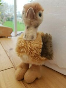 ARK TOYS PREMIER COLLECTION SOFT TOY BABY OSTRICH APPROX 9 INCHES