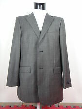 Z03091 DANIEL HECHTER Designer Trend Anzug - Gr. 106 - grau Glencheck - Neu