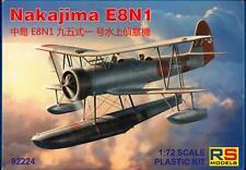 RS Models 1/72 Japanese NAKAJIMA E8N1 World War II Floatplane