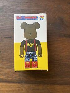 Medicom Toy x Dr. Marten's Bearbrick BE@RBRICK 60s Brown Bear