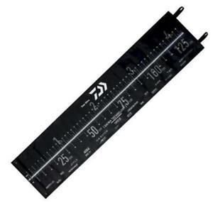 Daiwa PVC Nylon Roll-Up Fish Measure Mat