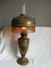ANCIENNE LAMPE A PETROLE VERS 1900 en état de marche