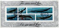 SWA: Minisheet The seas must live/Das Meer muss leben 1980 ESST