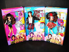 VTG TV SERIES BLOSSOM BARBIE DOLL LOT NEW IN BOX JOEY SIX BLOSSOM COMPLETE SET!