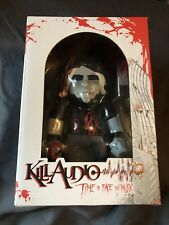 Kill Audio Bloody Tour Variant Vinyl Figure Evil Ink Comics Coheed And Cambria