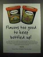 1994 Haagen-Dazs Baileys, Disaronno Ice Cream Ad
