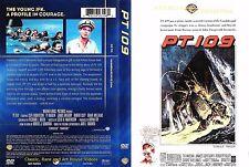 PT 109 ~ New DVD ~ Cliff Robertson, Ty Hardin, Robert Culp (1963)