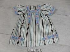 """DOLL DRESS SIZE 10/12"""" FITS DIANNA EFFNER LITTLE DARLING 13"""" DOLL TOO"""