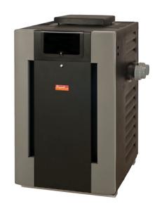 Raypak Electronic Ignition Propane LP Swimming Pool Gas Heater - Choose Size