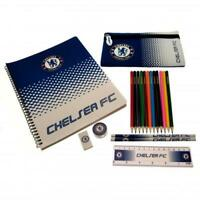 Official CHELSEA FC Stationery Set Blues Christmas Birthday School Gift