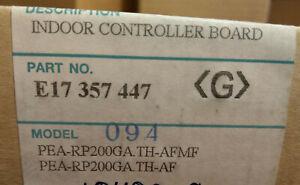 Mitsubishi Air Conditioning E17357447 Indoor Controller Board PEA-RP200GA