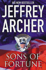 Sons of Fortune by Jeffrey Archer (Hardback, 2002)