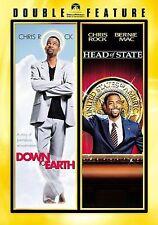 Down to Earth / Head of State by Chris Rock, Bernie Mac, Lynn Whitfield, Dylan