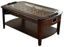 Signature Foosball Fussball Foos Ball Coffee Table w/ FREE Shipping