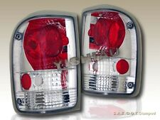 93 94 95 96 97 Ford Ranger Tail Lights Taillight Clear