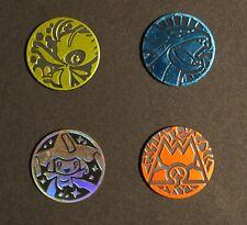 More details for ultra rare collection pokémon coins vs leaders celebi jirachi team aqua