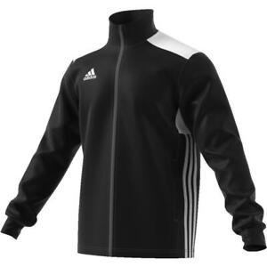Adidas Fußball Regista 18 Trainingsjacke Fußballjacke Herren schwarz weiß