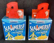 Imaginext DC SUPER FRIENDS SLAMMERS Laugh Mobile & Mystery Bling Bag Figure Set