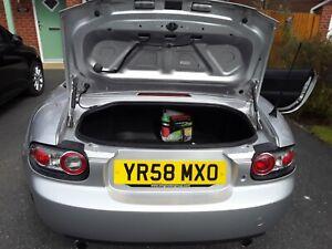 Mazda MX5 MK3 2dr Convertible Manual Petrol Silver