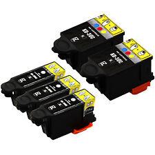 5 Pack 30XL 30 XL Black & Color Ink Cartridges for Kodak Hero 4.2 Printer