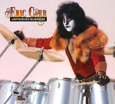 ERIC CARR (UNFINISHED BUSINESS  CD SEALED + FREE POST)